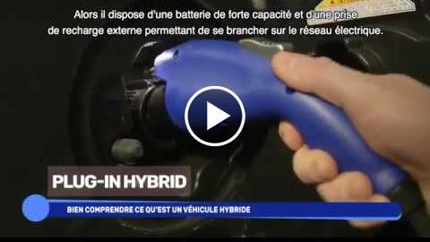 La Minute Pratique : Bien comprendre ce qu'est un vhicule hybride
