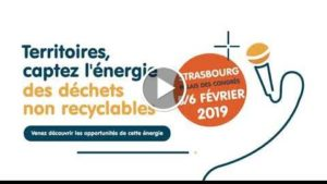 Collectivités, captez l'énergie des déchets – Journée technique à Strasbourg les 5 et 6 février 2019