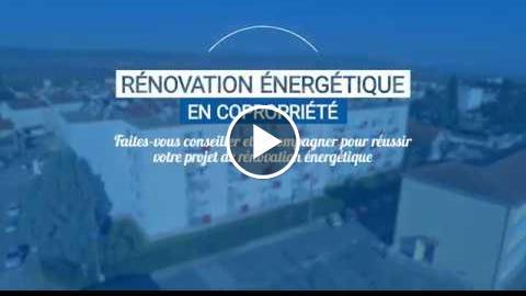 Rénovation énergétique en copropriétés : Copropriété La Poste à Chagny (71)
