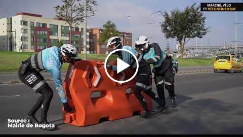 Marche vélo et déconfinement