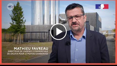 Nouveau réseau de chaleur plus vert pour La Rochelle et son agglomération (17) avec le Fonds Chaleur
