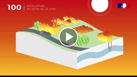 Fonds Chaleur ADEME – Développement des Energies Renouvelables thermiques en Centre-Val de Loire