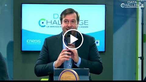 Remise des prix Data Challenge : de nouveaux services pour la maîtrise de l'énergie